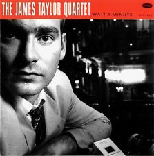 James Taylor Quartet - Wait a Minute (2004) cd