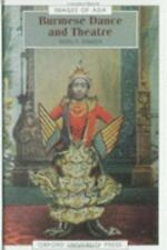 Burmese Dance and Theatre (Images of Asia), Singer, Noel F., Good Book