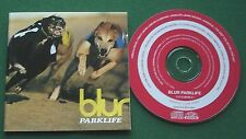 Blur Parklife ft Phil Daniels inc Girls & Boys & Magic America + CD