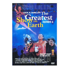 The Greatest Show On Earth (1952) DVD - Charlton Heston (*New Sealed)