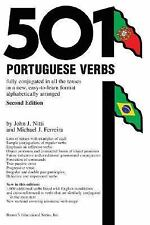 501 Verb: 501 Portuguese Verbs : Fully Conjugated in All the Tenses, in a New...