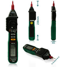 MASTECH MS8212A Digital Pen Multitester DMM Meter AC DC Voltage Current Tester