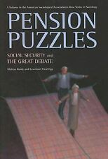 Pension Puzzles: Social Security and the Great Debate (American Sociol-ExLibrary