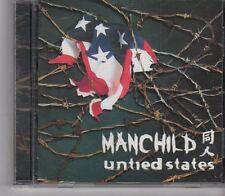(FX701) Manchild, Untied States - 2000 CD