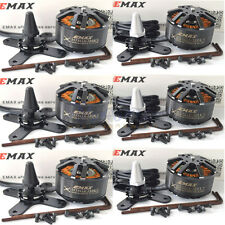 3 Pair EMAX MT4114 340KV Brushless Motor CCW+CW For Quadcopter Multi-rotor DJI