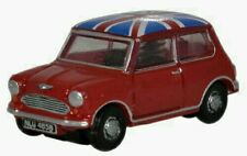 N scale - Union Jack,  Austin Mini vehicle / car