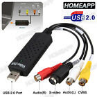 Audio Capture to Computer/TV VHS to DVD Converter, Video/ Easy USB Adapter AU