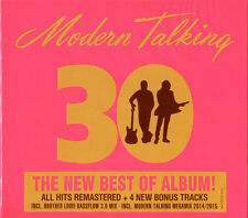 MODERN TALKING 30  REMASTERED 2 CD SET IN DIGIPAK