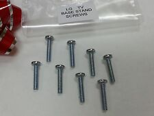 Panasonic TC-P60S30 ,TCP60S30 TV Base STAND SCREWS FAST SHIPPING (SC009