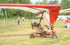 Air Creation Racer French Ultralight Trike Aircraft Desktop Wood Model Small