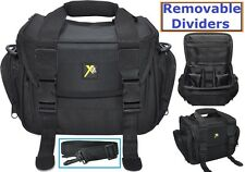 Extremely Durable Camera Carrying Case For Pentax K-30 K-5 K-7 K-r K-1000