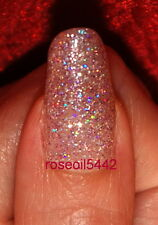 LOWEST PRICE Amazing color Hologram Holographic Glitter Nail Polish  - 6 ml