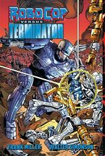Frank Miller RoboCop vs Terminator  Frank Miller Walt Simonson Magic press
