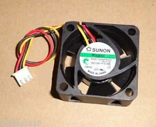 NEW Sunon KDE1204PKV3  12 v  40 x40x20mm 3pin ultra-quiet cooling fans