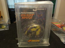 Transformers AFA Beast Wars Deluxe Transmetal Terrorsaur 1998 Sealed MIB BOX