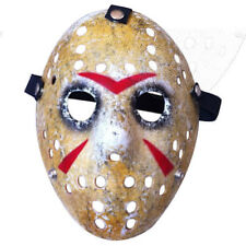 New Halloween Jason Voorhees Horror Mask Adult Creepy Mask Scary Cosplay Props