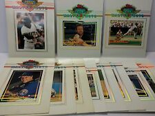 11 Topps Stadium Club Master Photo Baseball Card Lot Jose Canseco Barry Bonds
