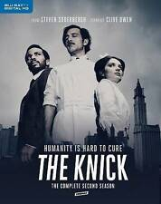 The Knick: The Complete Second Season (Digital HD + BD) [Blu-ray], Very Good DVD