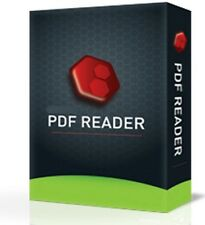 Pdf Creador modificar el software y Adobe Acrobat compatible Lector Software En Dvd