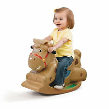 Step2 Patches the Rocking Horse Climber Play Yard Toy Toddler Kids