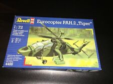 Revell Eurocopter PAH.2 Tiger Model #4488 1:72 scale New In Box
