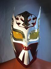 SIN CARA WRESTLING-LUCHADOR!! MASK!! (Mistico) GREAT MASK!!!! AWESOME DESIGN!!!!