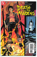 DC Comics - Batman - Death And The Maidens #6 of 9 - March 2004