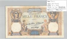 BILLET FRANCE - 1000 FRANCS - 21.4.1932