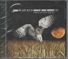 Barclay James Harvest Live Hymn The Very Best Of CD NEU Mocking bird Galadriel
