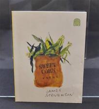 Sweet Corn : Poems by James Stevenson (1999, Paperback) Book