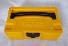 Unusual Yellow Tanos Festool Micro Systainer