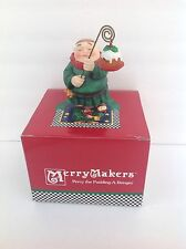 Department 56 Merry Makers Percy The Pudding A Bringer Monk Figurine # 9388-2