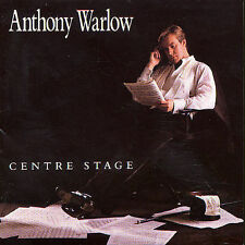 Anthony Warlow - Centre Stage CD Album