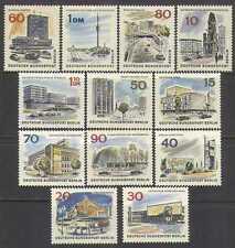 Allemagne (b) 1965 voitures/vw/bâtiments/bus 12v set (n25421)
