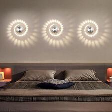 5W LED Aluminum Ceiling Light Fixture White Pendant Lamp Lighting Chandelier c