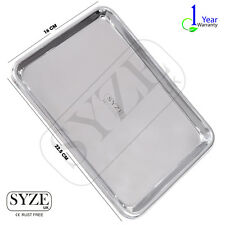 SYZE Dental Scalar Tray Lab Ortho Dentist Tools Surgical Instrument UK CE Best