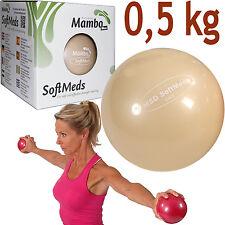 Msd SOFTMED 0,5 Kg BALLE MEDICA 12cm SOUPLE GONFLABLE sphère poids riabilitazion