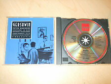 George Gershwin - Rhapsody in Blue, Piano Concerto, Complete Songbook (CD) Mint