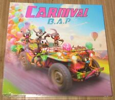 B.A.P BAP CARNIVAL 5th Mini Album NORMAL Ver. CD + PHOTOCARD + FOLDED POSTER NEW