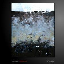 Handgemalt von Künstler - 100 x 80 cm UNIKAT Acryl Bilder Gemälde Kunst abstrakt
