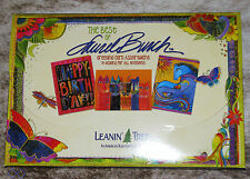 LEANIN TREE The Best of Laurel Burch 20 GREETING CARDS #90790~1 each 20 designs~