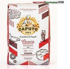 2 pacchi di Farina Caputo Tipo 00 ''cuoco'' rossa da 5 Kg