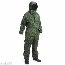 Russian Army Spetsnaz Digital Flora/Olive Summer Suit GORKA 3 All Sizes 48-60