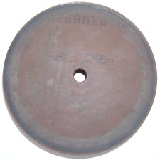150 mm Rubberised Abrasive Wheel - Finishing Metal,Jewellry