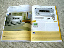 Pioneer 2003 full audio / video product line brochure