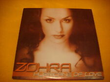 Cardsleeve Single CD ZOHRA Hurricane Of Love 2TR 2000 eurodance 2 FABIOLA
