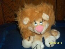 VINTAGE 1981 APPLAUSE NERO THE LION PLUSH 7768