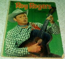 Roy Rogers Comics 59, VG/FN (5.0) 1952, 40% off Guide!