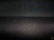 "BUCKRAM BLACK, Heavy-Weight Stiffening , 6""x29"""