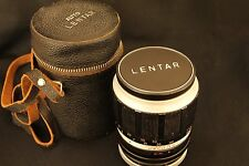 Lentar  Auto Tele-Lentar  135mm f 2,8  Pentax M42 mount  , very clean